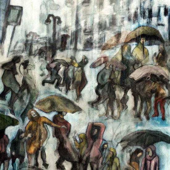 Bonhomie, 2019, digital art