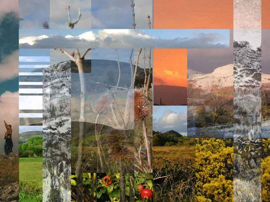 Keshcorran, 2016, digital photo montage